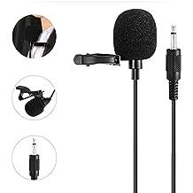 WinBridge Portable Collar clip Microphone 3.5mm Audio Compatible with All WinBridge Voice Amplifiers