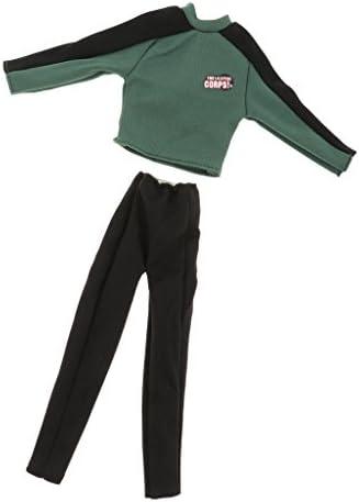 人形服 人形スーツ 兵士人形 ユニフォーム ドール服 軍隊スーツ 兵士スーツ