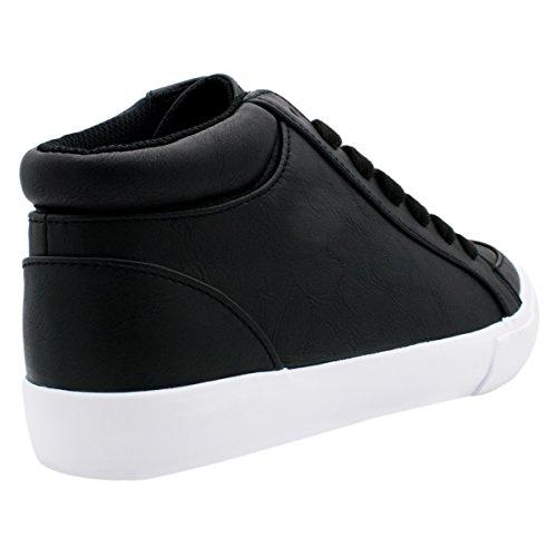 Fashion Casual Shoe Pu Walking Easy Women's Premier Standard Slip Everyday T Black on fw0qO4PBx