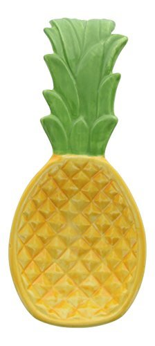Pineapple Ceramic Spoon Rest by World Market
