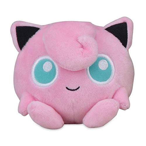 Pokemon Plush Sitting Cuties Jigglypuff ()