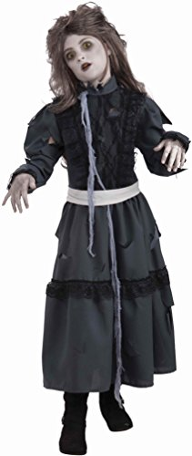 Dead School Girl Costume (Forum Novelties Zombie Girl Costume, Child's Large)