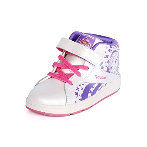 Reebok Sofia Court Mid Classic Shoe (Toddler) – DiZiSports Store