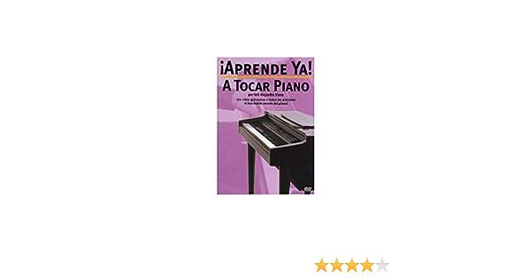 Aprende Ya! Tocar Piano: DVD Edition: Amazon.es: Cine y Series TV