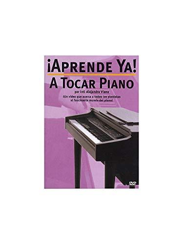 ¡Aprende Ya! Tocar Piano: DVD Edition: Amazon.es: Cine y ...