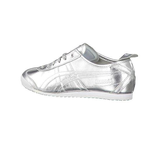 Asics Mexico 66 - D5R1L9393 - Farbe: Silber - Größe: 45.0