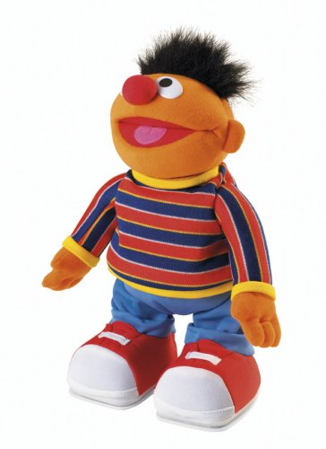 Fisher-Price T.M.X. Tickle Me Ernie from Fisher-Price