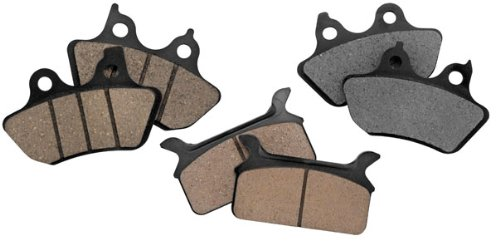 Twin Power Organic Brake Pads - Power Twin System