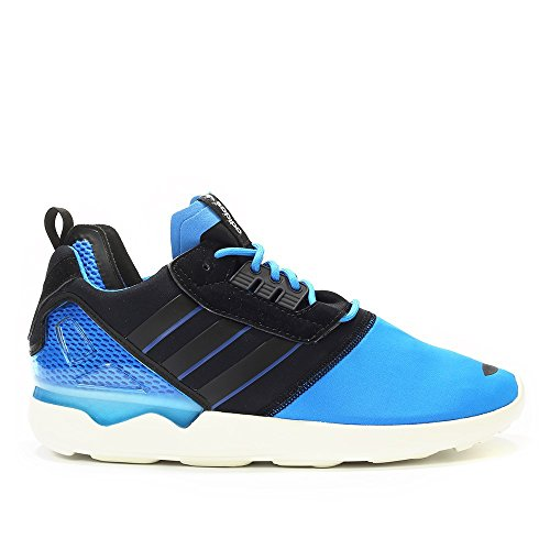 original adidas shoes ZX Flux Weave Women BLAU BIuei