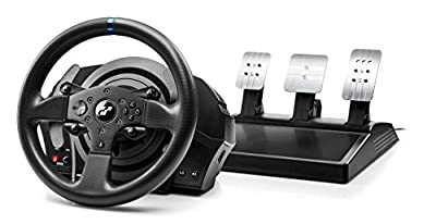 Thrustmaster T300 GT Racing Wheel - PlayStation 4 by Thrustmaster VG