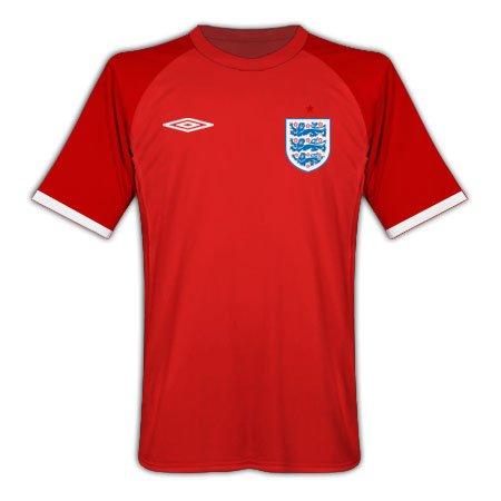 Umbro 2010-11 England World Cup Away Shirt (John Umbro Terry)