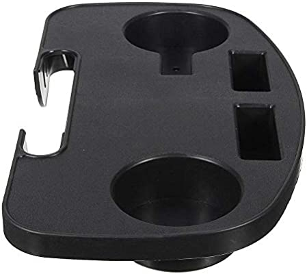 Lightweight Lounge Chair Cup Holder Clip On Side Tray Utility Beverage Can New