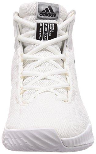 Ftwwht Da Adidas Pro Scarpe crywht Biancoftwwht Basket crywht Bounce Uomo cblack 2018 cblack E9H2DI