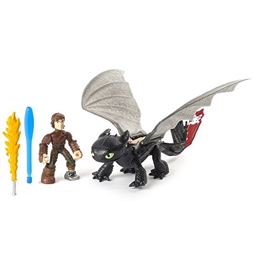 How to Train Your Dragon Dragon Riders Hiccup /& Toothless