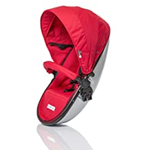 guzzie+Guss Connect Second Seat, Red