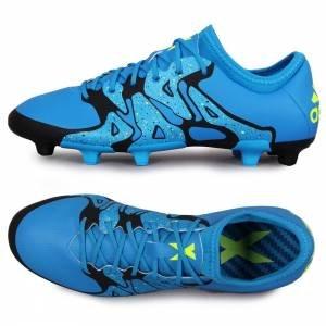 adidas X 15.2FG/AG, Hombre, Bleu Ciel - Bleu bleu ciel - Bleu