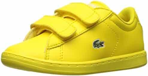 Lacoste Kids' Carnaby Evo 317 5 Spi Casual Shoe Sneaker