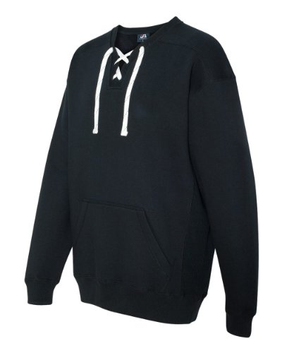 J. America mens Sport Lace Crew(JA8430)-NAVY-M, used for sale  Delivered anywhere in USA