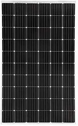 zhangchao Solar-Panel, 50~300W Solar Charging Pension Einzel Kristall/Polykristalline 12V-Controller Haushalt Photovoltaic Power Generation System,260w Single Crystal