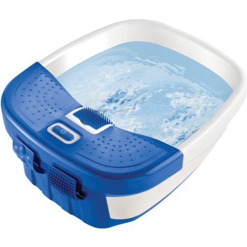 (Homedics Bubble Bliss Deluxe Foot Spa With Heat )