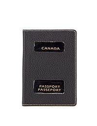 Soprano Handbags Leslie Leather Passport Holder