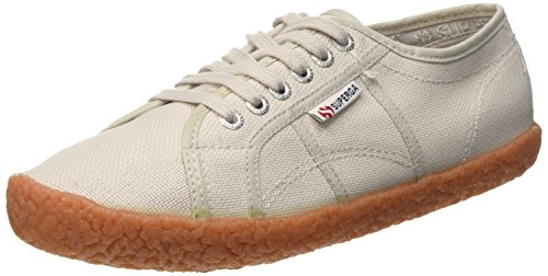 Superga 2750 Naked Cotu Damen Sneaker grau (Grigio (Grey Seashell))