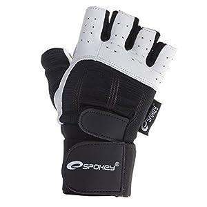 Fitness Handschuhe Gym Handschuhe aus Leder Hochwertige Hantel Handschuhe...