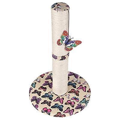 Cat Scratching Post pedy Cat Scratching Post, Cat Carpet Scratching Post with Hanging... [tag]