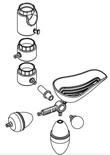 Marble Genius Jumps & Swings - Marble Run Accessory Add-On Set (8 pcs.)