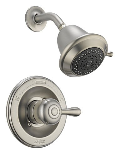 Delta Faucet T14278-SSSHCCER Leland Monitor 14 Series Shower Trim, Stainless