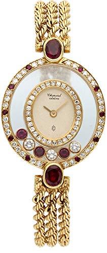 Chopard Happy Diamonds Watches - Chopard Happy Diamonds Quartz Female Watch 200296-5181 (Certified Pre-Owned)