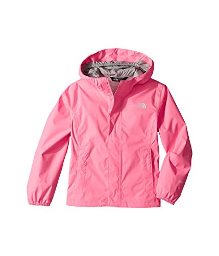 Jacket Gem (The North Face Girls Resolve Reflective Jacket - Gem Pink - XXS)