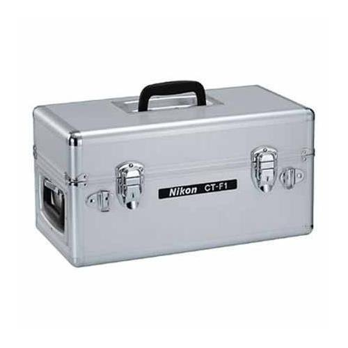 Nikon CT-F1 Aluminum Clad Lens Trunk Case for Lenses like the 300mm f/4D ED-IF AF-S by Nikon