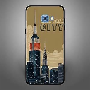 Samsung Galaxy C5 New York City