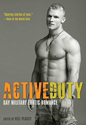 Sexy gay army men