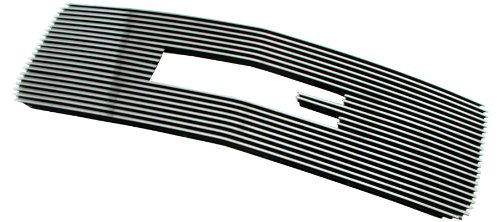 1 Piece Billet Grille - Paramount Restyling 33-0110 Overlay Billet Grille with 4 mm Horizontal Bars, 1 Piece