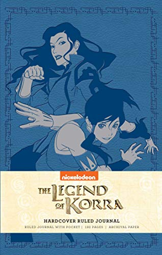 Pdf Humor The Legend of Korra Hardcover Ruled Journal