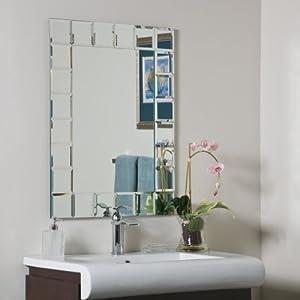 Delicieux Decor Wonderland Montreal Modern Bathroom Mirror