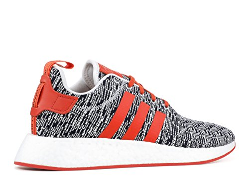 Gris Nmd Blanc r2 Adidas Baskets Homme Pour Rouge ZvwfxXdq6