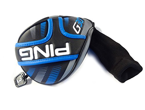NEW Ping G30 Black/Blue/Gray 3 Wood Fairway Headcover Cover