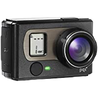 PQI Air Cam extreme sports full high-definition video camera black waterproof housing with 6VAA-0000R1004 - International Version (No Warranty)