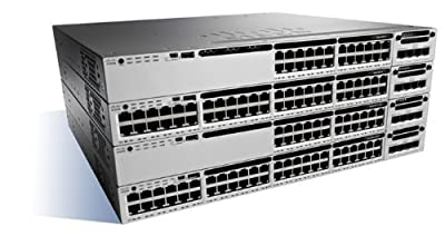 Cisco Catalyst WS-C3850-24T-L Ethernet Switch