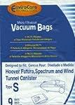 Hoover S Bags Allergen 9 Pack Generic