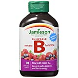 Jamieson Chewable B Complex - Berry Bliss