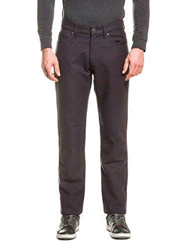 Jeans Vita Regular Fustagno Dritto Uomo Tinta Vestibilità Per Pantalone Modello Unita Normale Carrera 700 AqwdTAg