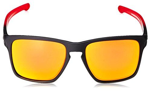 736b1311ed5 Oakley Ruby Fade Prizm Ruby SLIVER XL Sunglasses  Amazon.co.uk  Clothing