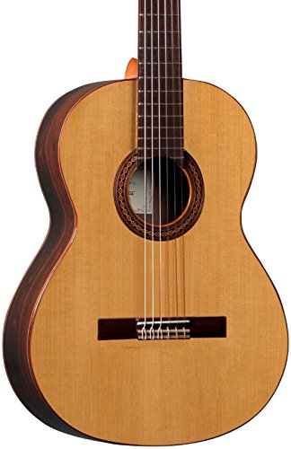 Alhambra 6 String 4Z-US Classical Conservatory Guitar, Right Handed, Solid Canadian Cedar