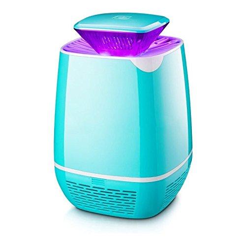 FORWIN US- Asesino de Mosquitos Sin radiación Hogar Mute inhalado USB Mosquito Trampa física Trampas electrónicas al Aire...