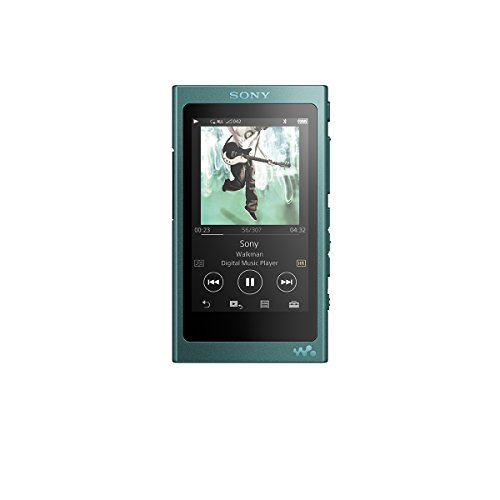 SONY Walkman A series NW-A35 (L) (16GB) (viridian Blue)