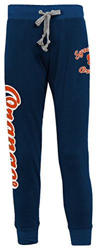 (NCAA by Outerstuff NCAA Syracuse Orange Juniors Boyfriend Jogger, Dark Navy,)